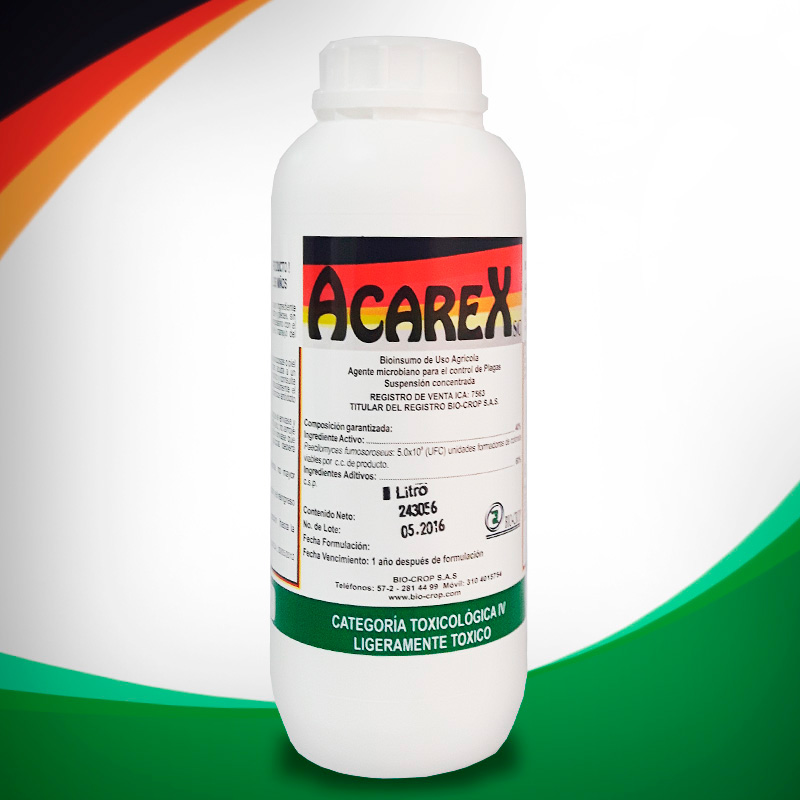 ACAREX-PRODUCTO