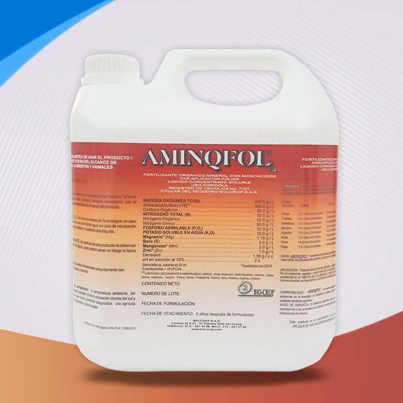 AMINQFOL-PRODUCTO